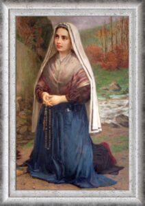 prière à Sainte Bernadette
